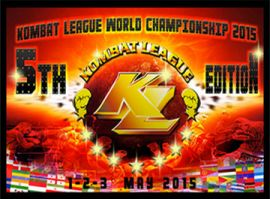 Kombat League World Championship 2015